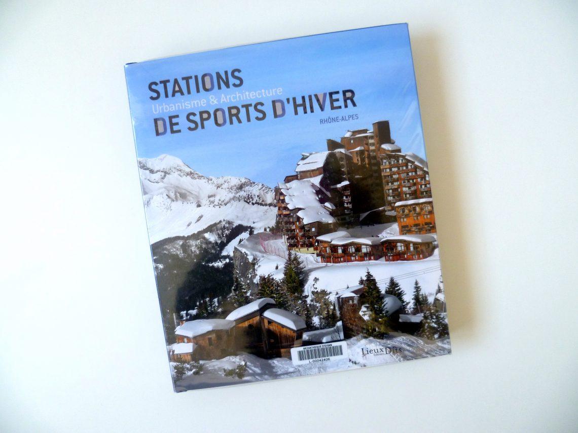 Livre station de sports d'hiver avis