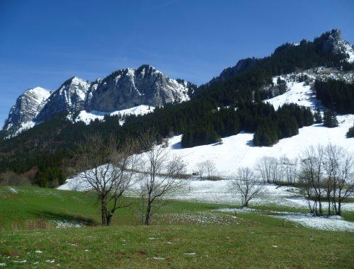 Mont Bénand tour randonnée
